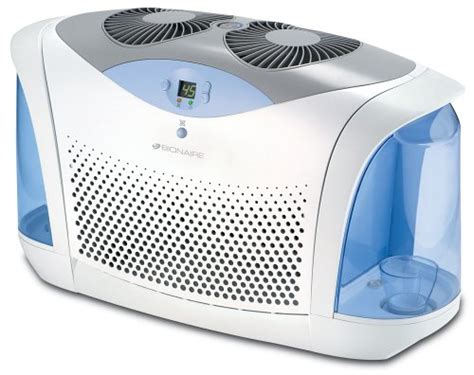 buy low price bionaire bcm6100u bedroom humidifier global online store office products cleaning
