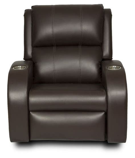 recliner price in india vogue 1 seater manual recliner buy online at best price