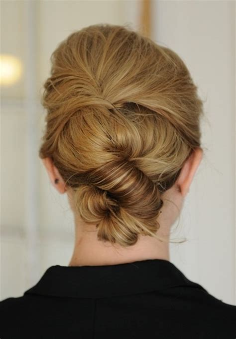 simple and hairstyle simple knot updo hairstyle popular haircuts
