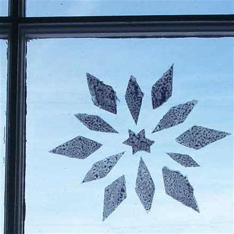 window stencils how to stencil snowflakes on windows friday