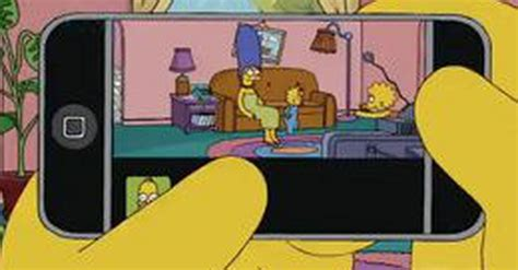 every simpsons couch gag the simpsons couch gag there s an app for that