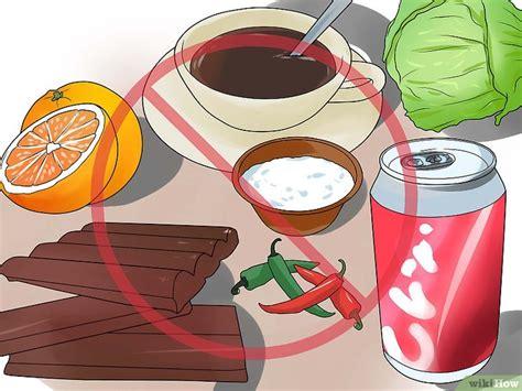 3 modi per ridurre l acidit 224 di stomaco wikihow