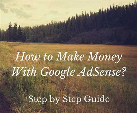adsense how to make money boost your knowledge how to use google adsense to make money