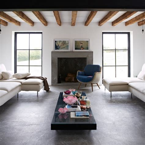 living rooms co uk living room be inspired by a rustic retreat housetohome co uk
