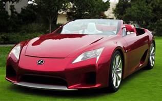 new car models lexus lfa 2014