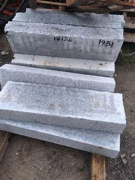 granit steine granit einfassung granit hell in
