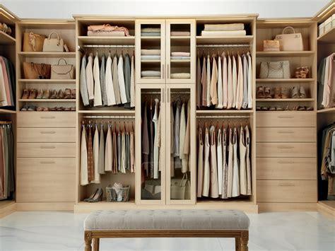 Beautiful Asian Closet Design