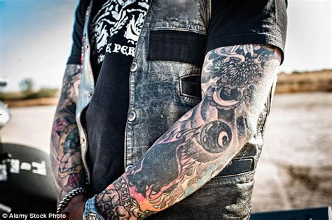 why a tattoo means you re more likely to be aggressive