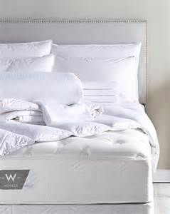 w bed and bedding sets w hotels the store