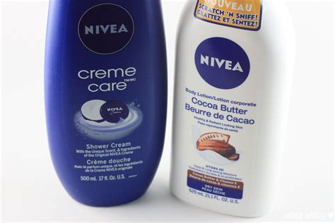 How To Make In Shower Lotion by Nivea Sensitive Care Creme Care Shower And