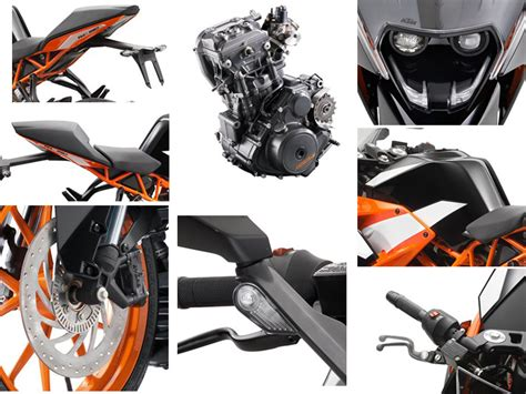 Ktm Rc 390 Specs Review Of 2017 Ktm Rc 390 Motorcycle With Specs