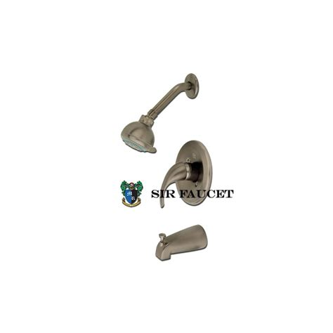 3 piece bathroom faucet sir faucet 717 3 piece shower set