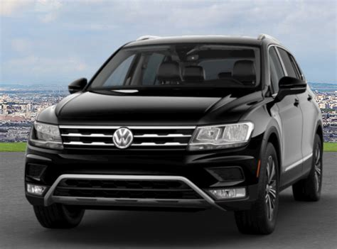 black volkswagen tiguan 2018 volkswagen tiguan available color options