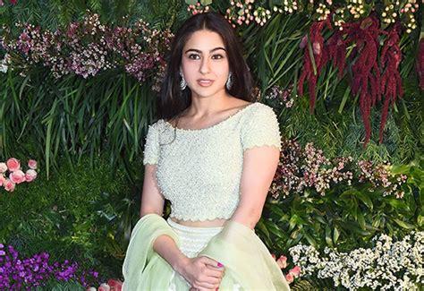 actress of kedarnath simmba actress sara ali khan relieved of her contractual