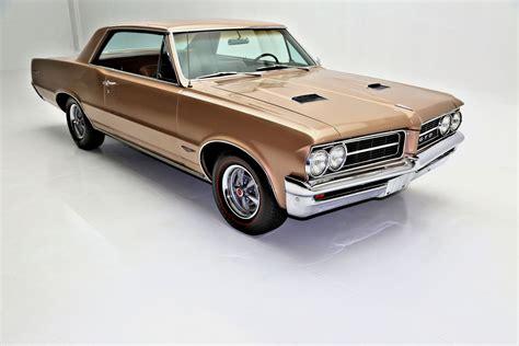 Size 2 Car Garage 1964 pontiac gto 389 4 speed phs documents american