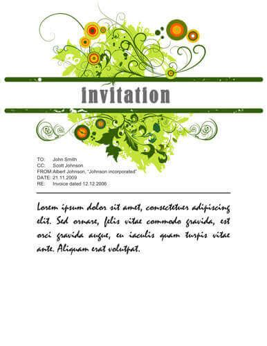 microsoft invitation templates microsoft office templates free invitation templates