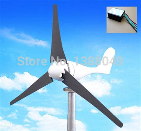 200w small wind generator 12v 24v diy home use wind
