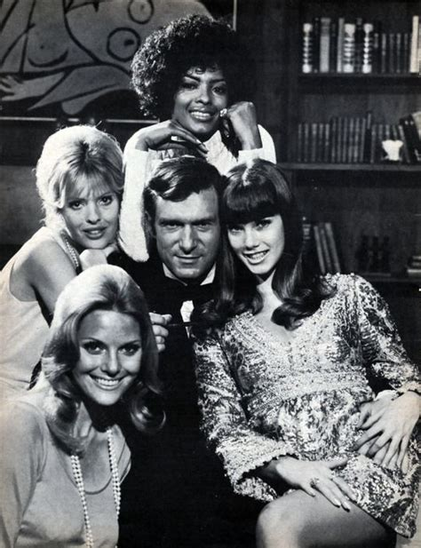 barbi benton and hugh hefner hugh hefner barbi benton and playmates c 1970 1960 s