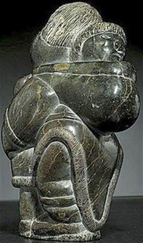 inuit soapstone carvings value carving inuit inukpuk johnny jr soapstone