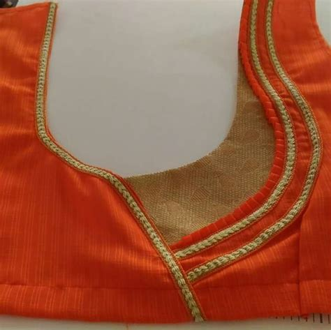 simple pattern for blouse simple saree blouse designs best blouse 2017