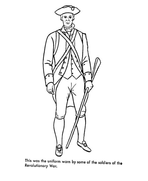 colonial coloring pages diannedonnelly com