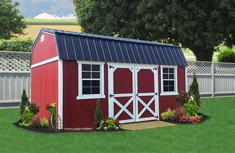 How To Build A Backyard Swing Painted Sheds Liberty Storage Solutions
