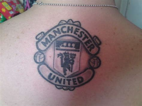 tattoo prices uk manchester manchester united badge tattoo