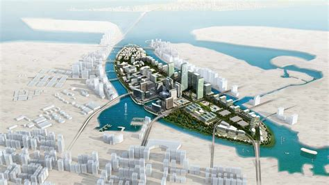 Mba In Project Management In Abu Dhabi by Abu Dhabi Financial Centre Projects Gensler