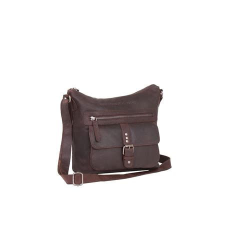 Kate Waxes Poetic About A Bag by Leather Shoulder Bag Brown Celyne