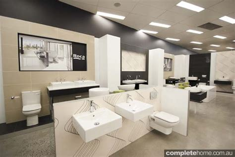 bathroom design showroom design tips from e s trading completehome
