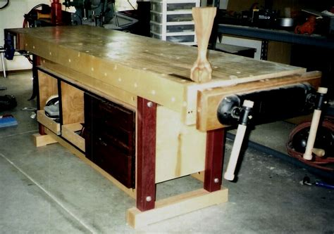 woodwork joiners bench plans  woodworking