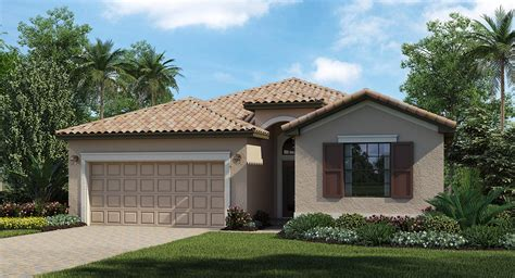 trevi new home plan in vida executive homes by lennar