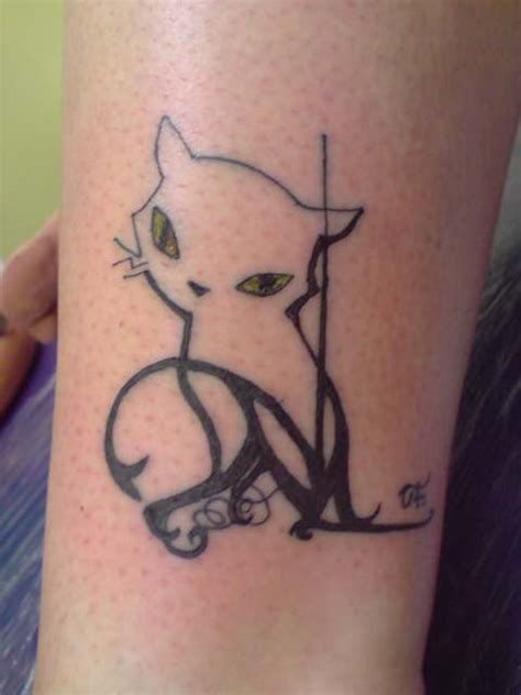 tattoo hidden letters lil cat with hidden letters by tristana gray on deviantart