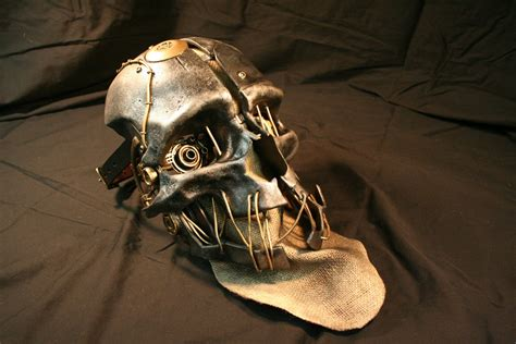 Dishonored Mask | corvo mask from dishonored elite cosplay