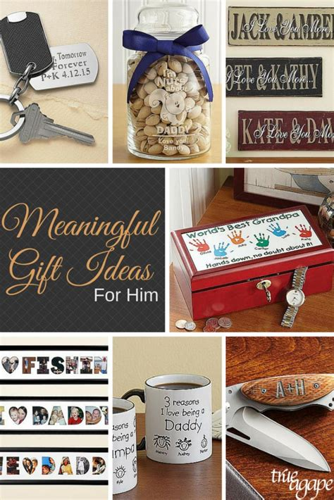 meaningful gift ideas for him gift gift crafts and blogging