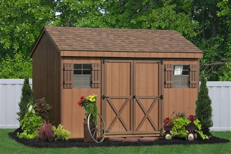 Outdoor Shed Kits Wood