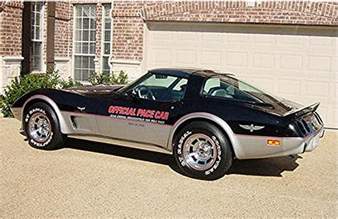 1978 corvette pace car decals 301 moved permanently