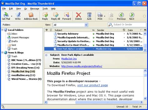 thunderbird themes for windows 10 mozilla thunderbird for windows free download and reviews