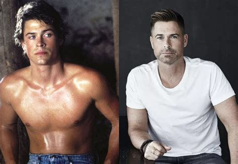 Rob Lowe Among Lost Skiers by Whatever Happened To These 80 S Fitness Articlesvally