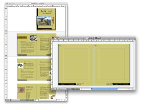 layout automation quarkxpress