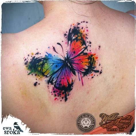 watercolor butterfly tattoo 35 breathtaking butterfly designs for