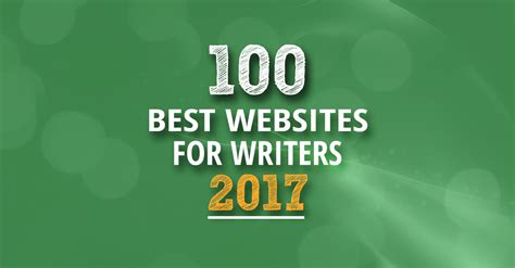 best for writers 100 best writing websites 2017 edition