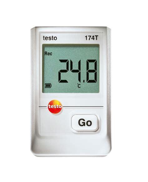 Testo E Koa Labs testo 174t mini data logger de temperatura insmart