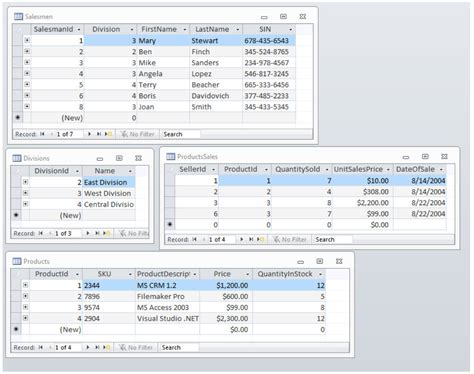 Sql Combine Two Tables by Sql Join On Tables With Rows Filtered On