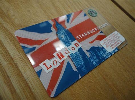 Starbucks London Gift Card - fashion gift card london photography starbucks image 138620 on favim com