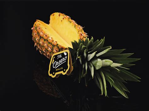 come presentare l ananas a tavola presentare l ananas a tavola la barchetta fratelli orsero