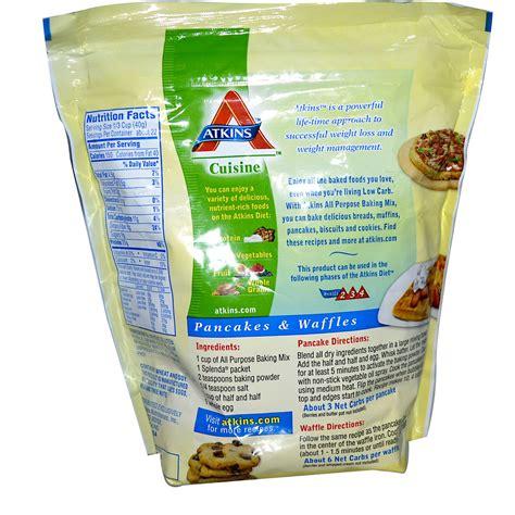 Atkins, All Purpose Baking Mix, 2 lbs (907 g)   iHerb.com