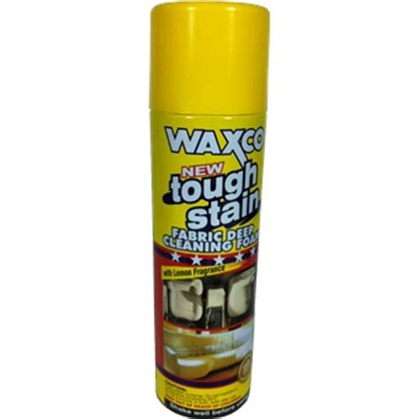 Waxco Car Accessories waxco tough stain car care products horme singapore