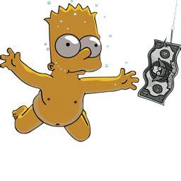 The Simpsons 06 辛普森一家png图标 256x256png图片素材 懒人图库