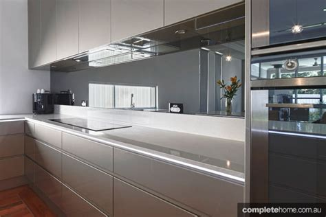 sleek kitchen super sleek kitchens from alternative plans pictures